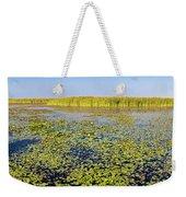 Marsh At Edge Of Lake Okeechobee Weekender Tote Bag