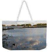 Marsh Boardwalk Weekender Tote Bag