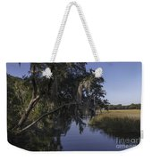 Marsh Creek Weekender Tote Bag