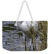 Marsh Fishing Weekender Tote Bag