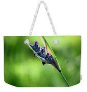 Marsh Flower Weekender Tote Bag