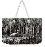 Marsh Hunter Weekender Tote Bag