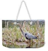 Marsh Hunter Weekender Tote Bag