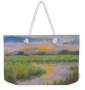 Marsh Light Weekender Tote Bag