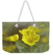 Marsh Marigolds Weekender Tote Bag