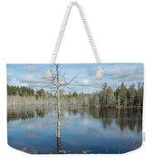 Marsh Reflections Weekender Tote Bag
