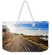 Marsh Road Weekender Tote Bag