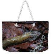 Marsh Slug Weekender Tote Bag