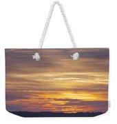 Marsh Sunset Weekender Tote Bag