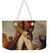 Marshal Michel Ney 1769-1815 Duke Of Elchingen Oil On Canvas Weekender Tote Bag