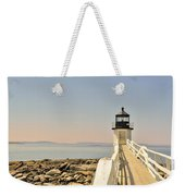 Marshall Point Lighthouse Maine Weekender Tote Bag