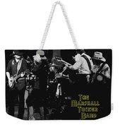 Marshall Tucker At Winterland 1976 Weekender Tote Bag