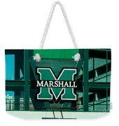 Marshall University Weekender Tote Bag