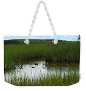 Marshlands Around Hilton Head Island Weekender Tote Bag