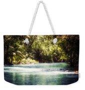 Martha Brae River Weekender Tote Bag
