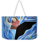 Martha Graham Weekender Tote Bag
