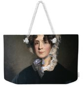 Martha Jefferson Randolph (1772-1836) Weekender Tote Bag