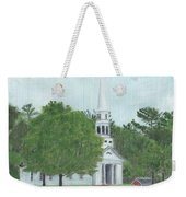 Martha Mary Chapel Weekender Tote Bag by Cliff Wilson