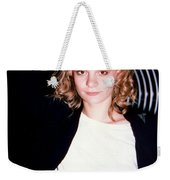 Martha Plimpton 1988 Weekender Tote Bag