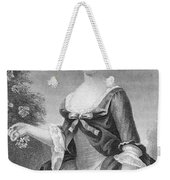 Martha Washington (1732-1801) Weekender Tote Bag