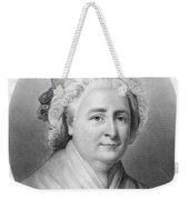 Martha Washington (1732-1802) Weekender Tote Bag