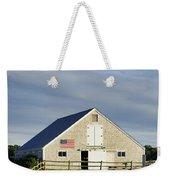 Martha's Vineyard Barn Weekender Tote Bag