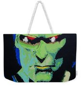 Martian Manhunter - A Close Encounter Weekender Tote Bag