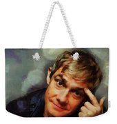 Martin Freeman Weekender Tote Bag