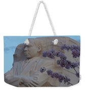 Martin Luther King Jr Memorial Weekender Tote Bag
