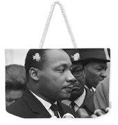 Martin Luther King, Jr Weekender Tote Bag