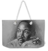 Martin Luther King Jr Weekender Tote Bag