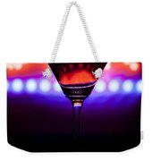 Martini Bar Weekender Tote Bag