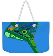 Martini Glass Weekender Tote Bag