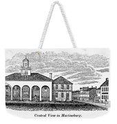 Martinsburg, West Virginia Weekender Tote Bag