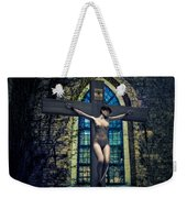 Martyr Of The Curch II Weekender Tote Bag