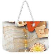 Marucii 277-07-13 Love Weekender Tote Bag