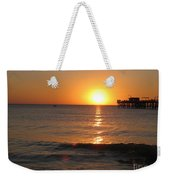 Marvelous Gulfcoast Sunset Weekender Tote Bag