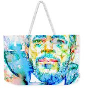 Marvin Gaye - Portrait Weekender Tote Bag