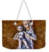 Mary And Jesus Weekender Tote Bag