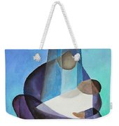 Mary And Messiah Weekender Tote Bag