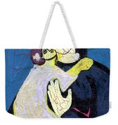 Mary And The Baby Jesus Weekender Tote Bag