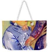 Mary Cassatt Helene De Septeuil In Watercolor Weekender Tote Bag