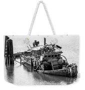 Mary D Hume Shipwreck - Rogue River Oregon Weekender Tote Bag
