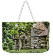 Mary Dells House Weekender Tote Bag by Heather Applegate