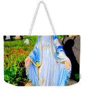 Mary In Sunlight Weekender Tote Bag