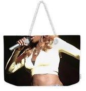 Mary J. Blige Weekender Tote Bag