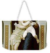 Mary Jesus And John The Baptist Weekender Tote Bag