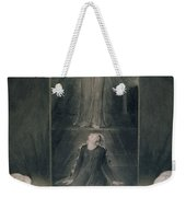 Mary Magdalene At The Sepulchre Weekender Tote Bag