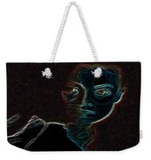 Mary Magdalene Sees The Empty Tomb Of Jesus Weekender Tote Bag