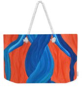Mary - Mother Of Earth - Mother Of Light Weekender Tote Bag